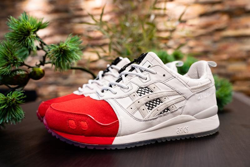 mita sneakers x ASICS GEL-LYTE III OG Collaboration | HYPEBEA