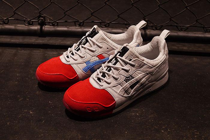 Closer Look: mita x ASICS GEL-Lyte III OG 'Trico… - Sneaker Freak