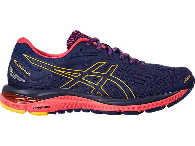Women's GEL-CUMULUS 20 G-TX | INDIGO BLUE/AMBER | Running | ASICS .