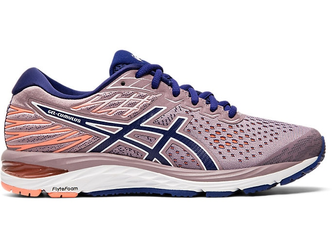 Women's GEL-CUMULUS™ 21 | VIOLET BLUSH/DIVE BLUE | Running Shoes .