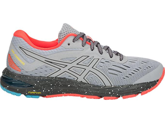Women's GEL-Cumulus 20 LE | Mid Grey/Grey | Running Shoes | ASI