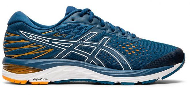 Men's GEL-CUMULUS™ 21   MAKO BLUE/WHITE   Running Shoes   ASI