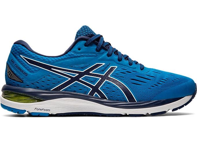 Men's GEL-Cumulus 20   Race Blue/Peacoat   Running Shoes   ASI