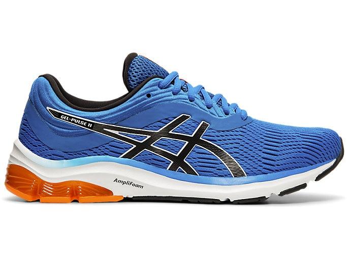 Men's GEL-PULSE 11 | Directoire Blue/ White | Running Shoes | ASI