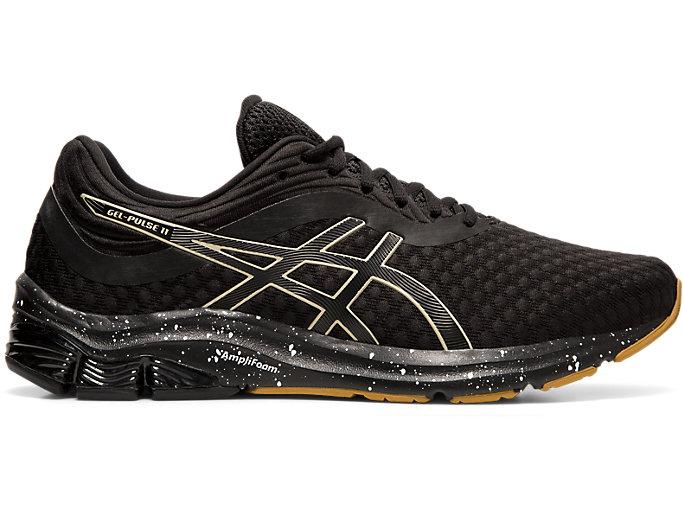 Men's GEL-PULSE™ 11 WINTERIZED | BLACK/PUTTY | Running Shoes | ASI