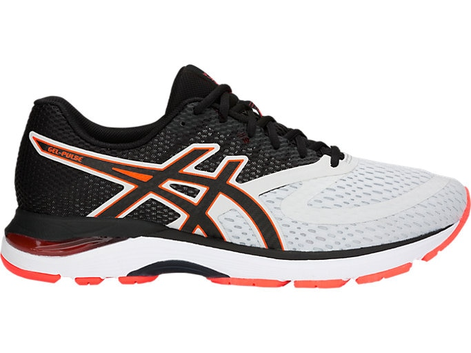 Men's GEL-PULSE 10 | GLACIER GREY/BLACK | Running | ASICS Outl