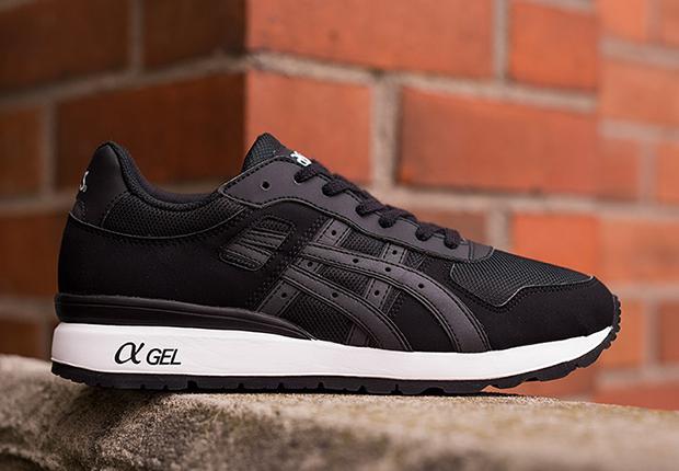 """Asics GT-II """"Black/White"""" - SneakerNews.c"""