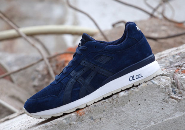 """ASICS GT-II """"Suede"""" Pack 