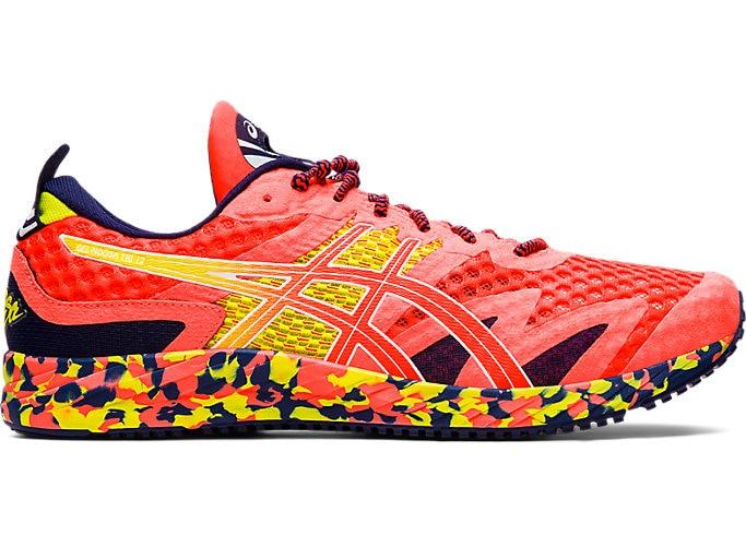 Men's GEL-NOOSA TRI™ 12 | FLASH CORAL/FLASH CORAL | Running Shoes .
