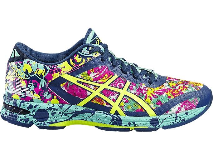 Women's GEL-NOOSA TRI 11 | POSEIDON/SAFETY YELLOW/COCKATOO | Shoes .