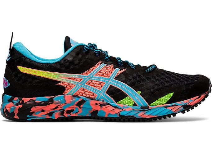 Women's GEL-NOOSA TRI™ 12 | BLACK/AQUARIUM | Running Shoes | ASI