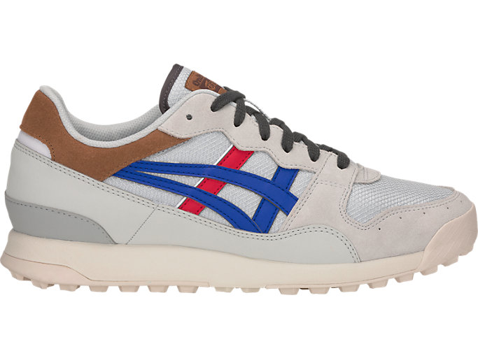 Men's Tiger Horizonia | GLACIER GREY/ASICS BLUE | Shoes | Onitsuka .