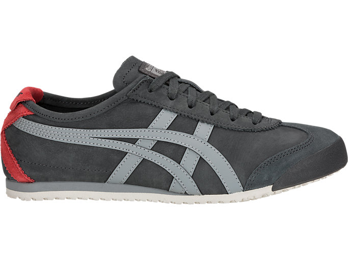 Unisex MEXICO 66 | Dark Grey/Stone Grey | Shoes | Onitsuka Tig