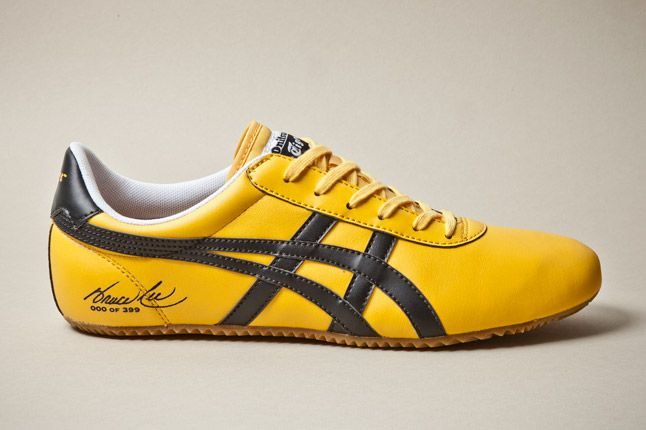 BRUCE LEE FOUNDATION x BAIT x ONITSUKA TIGER | Sneakers men, Sneake