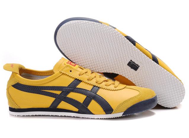 asics onitsuka, Onitsuka Tiger Mexico 66 Shoes Yellow Black,asics .