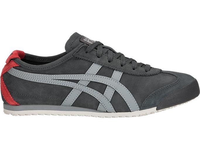 Unisex MEXICO 66 | Dark Grey/Stone Grey | Shoes | Onitsuka Tig