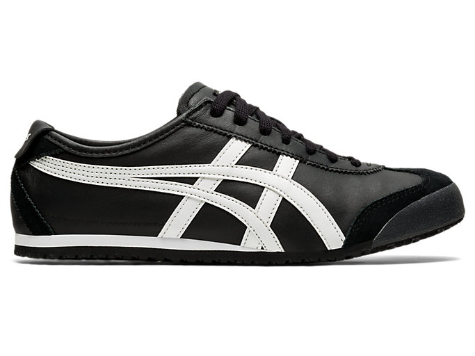 Unisex MEXICO 66 | Black/White | Shoes | Onitsuka Tig