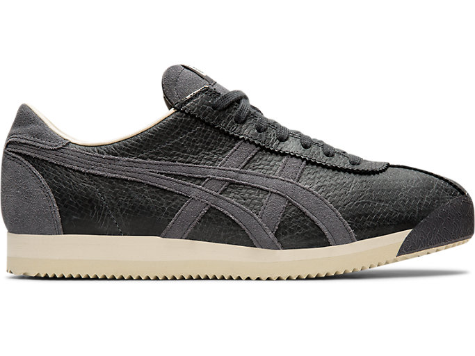 Men's TIGER CORSAIR | DARK GREY/DARK GREY | Shoes | Onitsuka Tig