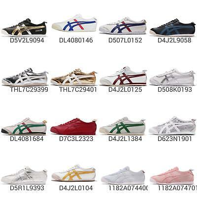 Asics Onitsuka Tiger Mexico 66 Men Women Vintage Running Shoes .