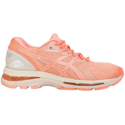 wiggle.com   Asics Women's Gel-Nimbus 20 Sakura Running Shoes .