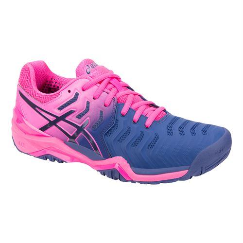Asics Resolution 7 Womens Shoe, E751Y 400   Women's Tennis Sho