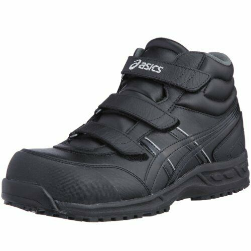 Asics] Safety Shoes Win Job 53S Men'S Black / Black 28 Cm F/S for .