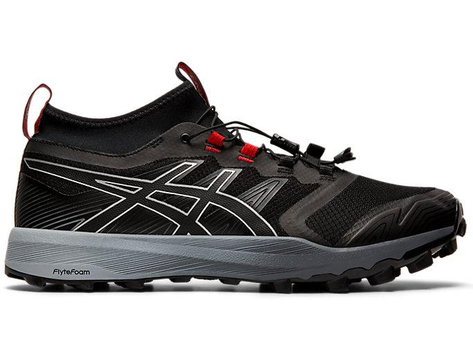 Men's FUJITRABUCO™ PRO   BLACK/BLACK   Trail Running   ASI