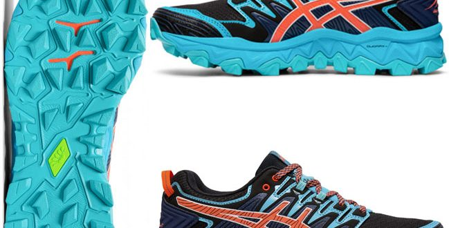 Asics Womens Gel Fuji Trabuco 7 Run Shoe - Footwear-Mens-Running .