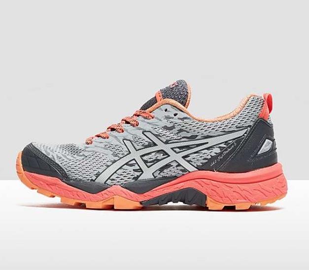 Asics Gel Fuji Trabuco 5 trail running shoes revi