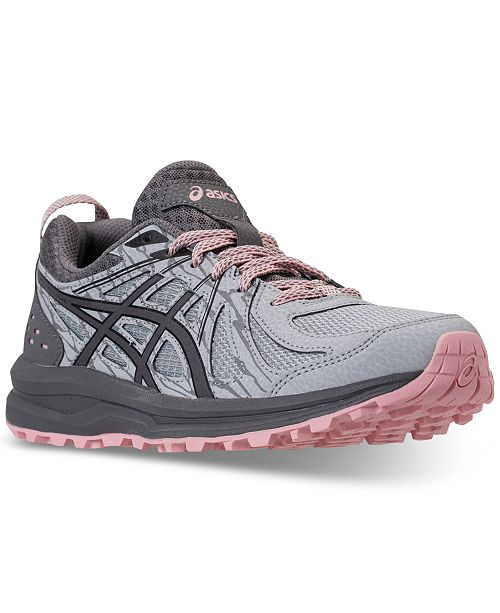 Asics Women's Frequent Trail Running Sneakers from Finish Line .