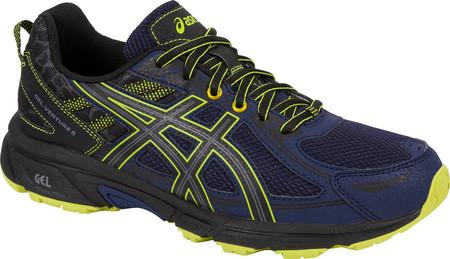 Mens ASICS GEL-Venture 6 Trail Running Shoe - FREE Shipping .