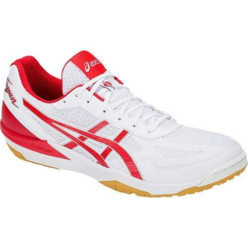 ASICS Volleyball Shoes ROTE Japan Lyte FF 1053A002 White Red US11 .