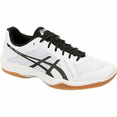 ASICS Men's Volleyball Shoes GEL-TACTIC 1051A025 White Black US8.5 .