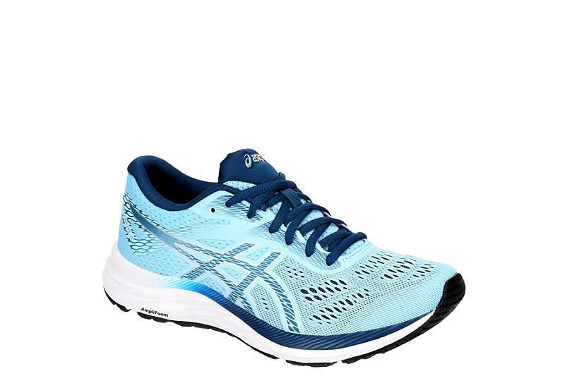 Blue Asics Womens Excite 6 Running Shoe | Running | Off Broadway Sho