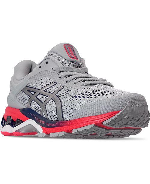 Asics Women's GEL-Kayano 26 Wide Width Running Sneakers from .