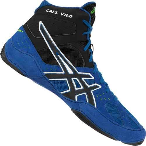 Asics Cael 6 Wrestling Shoes Bl