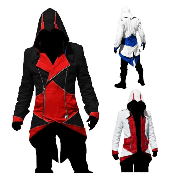 Assassin's Creed Hoodie - Shut Up And Take My Mon