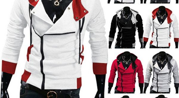 Stylish Assassins Creed Hoodie Men'S Cosplay Assassin'S Creed .
