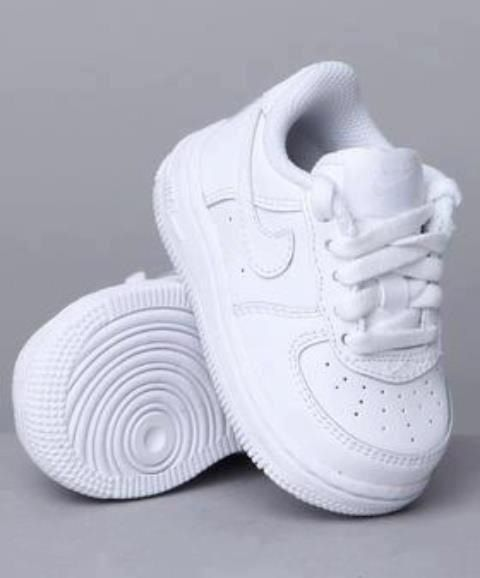 Baby Air Force Ones!!!!!! I love baby shoes | Cute baby sho