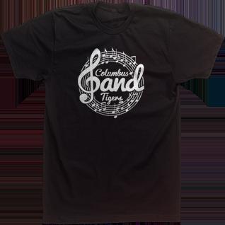 Band High School T-shirts Custom Design Tees Mascot Vintage Retro .
