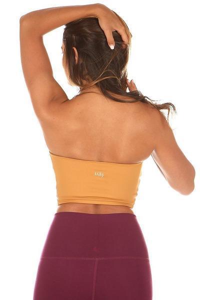 Skyla Bandeau Top | SALE | Mika Yoga We