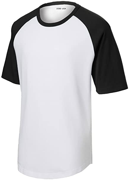 Amazon.com: Youth Short Sleeve Raglan Baseball Shirts in Youth .