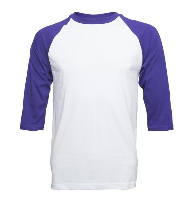 Raglan 3/4 Sleeves Baseball Shirts – Aviva Wholesa