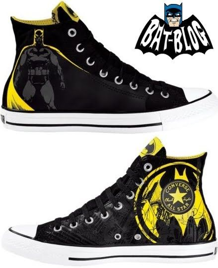 For Christina Wheeler... batman converse shoes | Batman shoes .