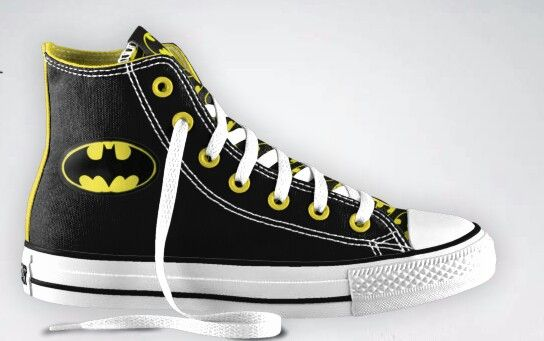 Batman converse | Batman shoes, Batman converse, Conver