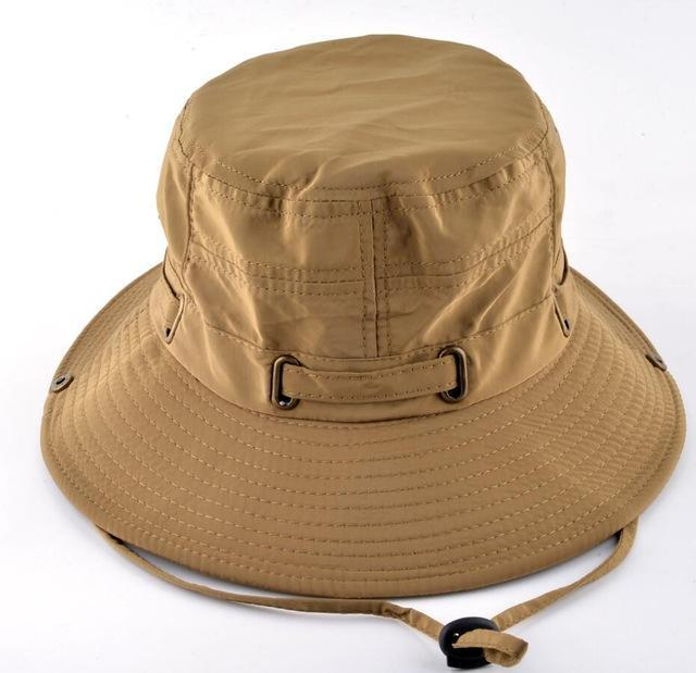 Beach Hats For Men Bob Woman Bucket Gorras S Casual Fishing Caps .