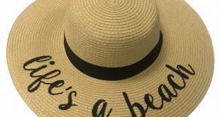 ST-2017 Life's a Beach Hats – girliegirlorigina