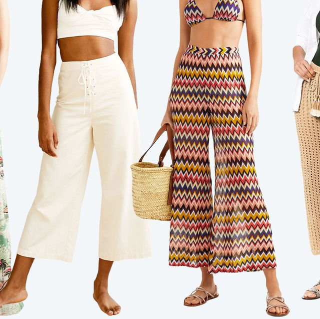 12 Pairs of Beach Pants That Will Get You Excited for Summ