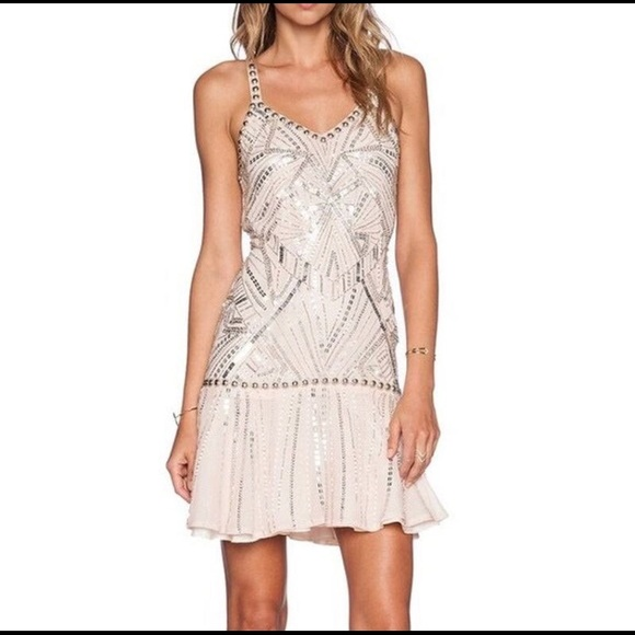 Parker Dresses | Beaded Flapper Dress | Poshma