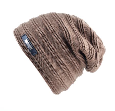Men's Knitted Beanie Hat | Capthatt Mens Clothing & Accessori